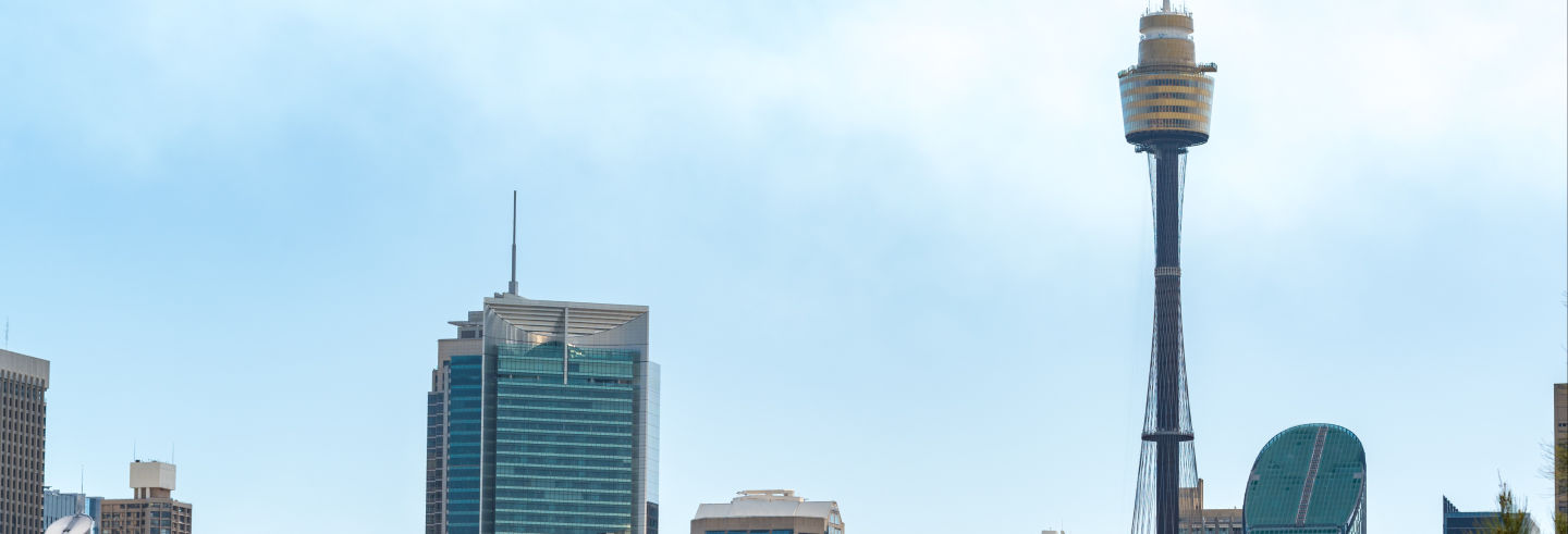 Entrada a la Torre de Sídney