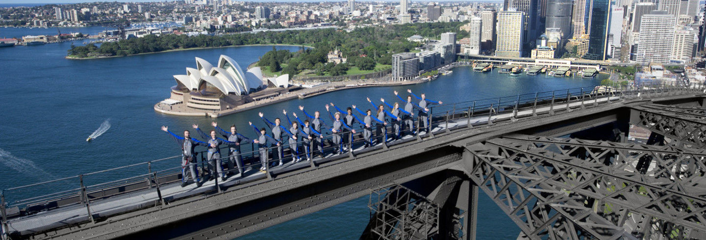 Harbour Bridge Daytime Climb