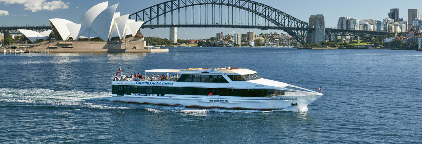 Sydney Harbour Boat Cruise