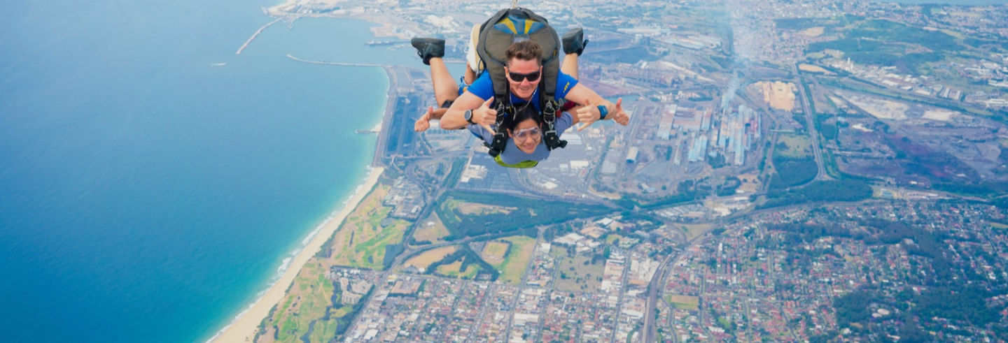 Sydney Skydiving Experience