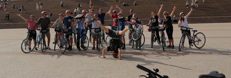 Tour de bicicleta por Sydney