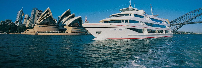Tour di Sydney al completo