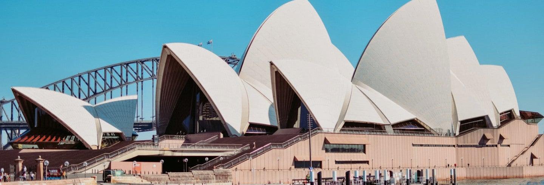 Visita guidata del Teatro dell'Opera di Sydney