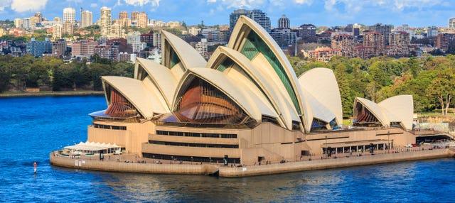 Visita guiada por Sydney
