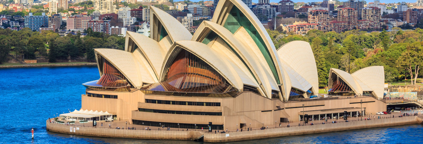 Visita guiada por Sydney