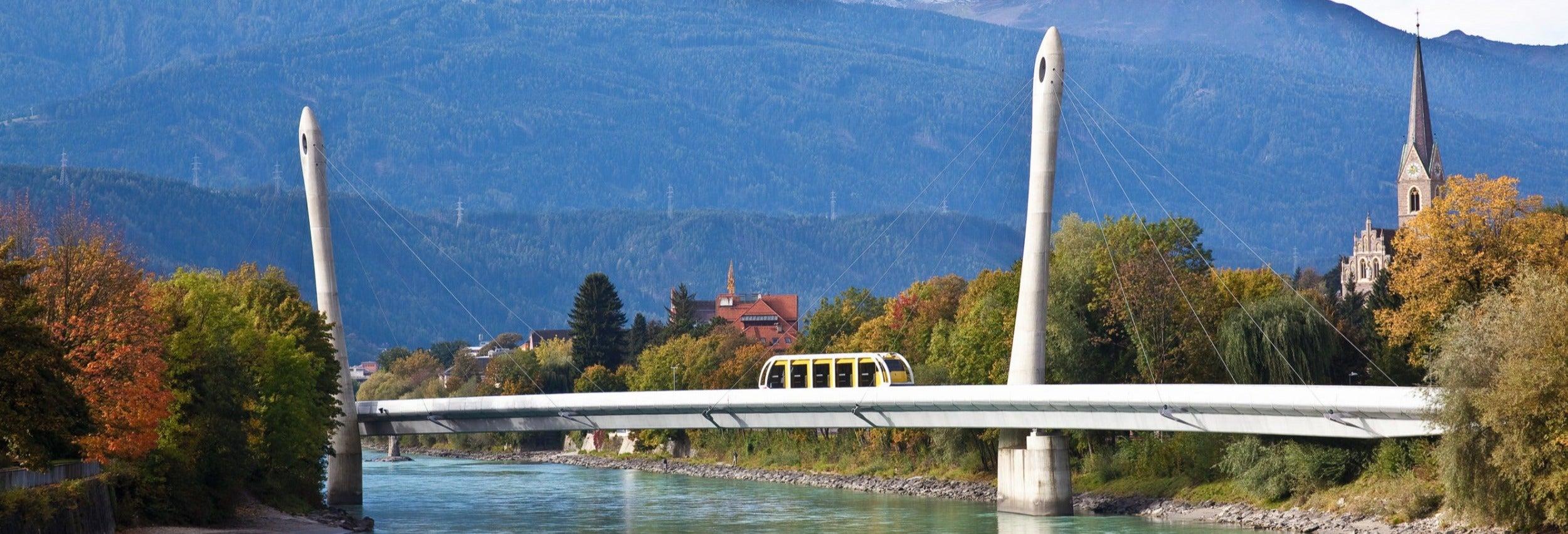Biglietti per la funicolare Innsbruck-Hungerburg