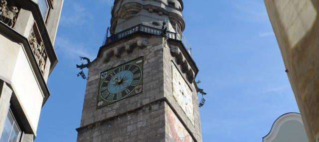 Innsbruck City Tower Entrance
