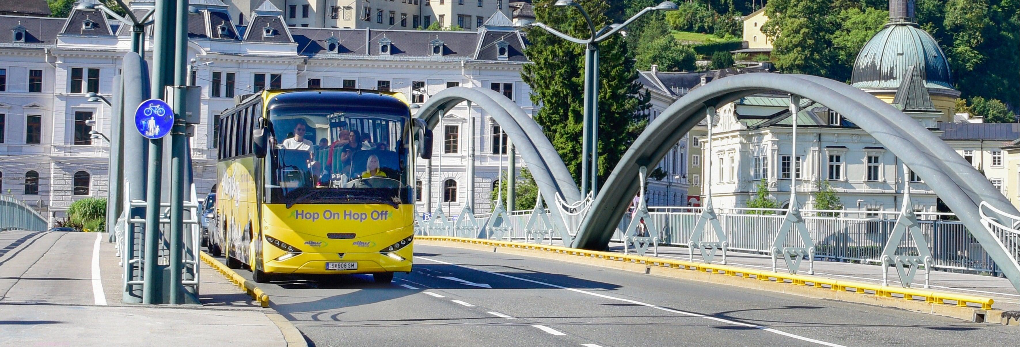 Autobús turístico de Salzburgo