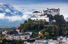 Cena y concierto de Mozart en la fortaleza Hohensalzburg