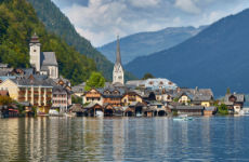 Excursão a Hallstatt