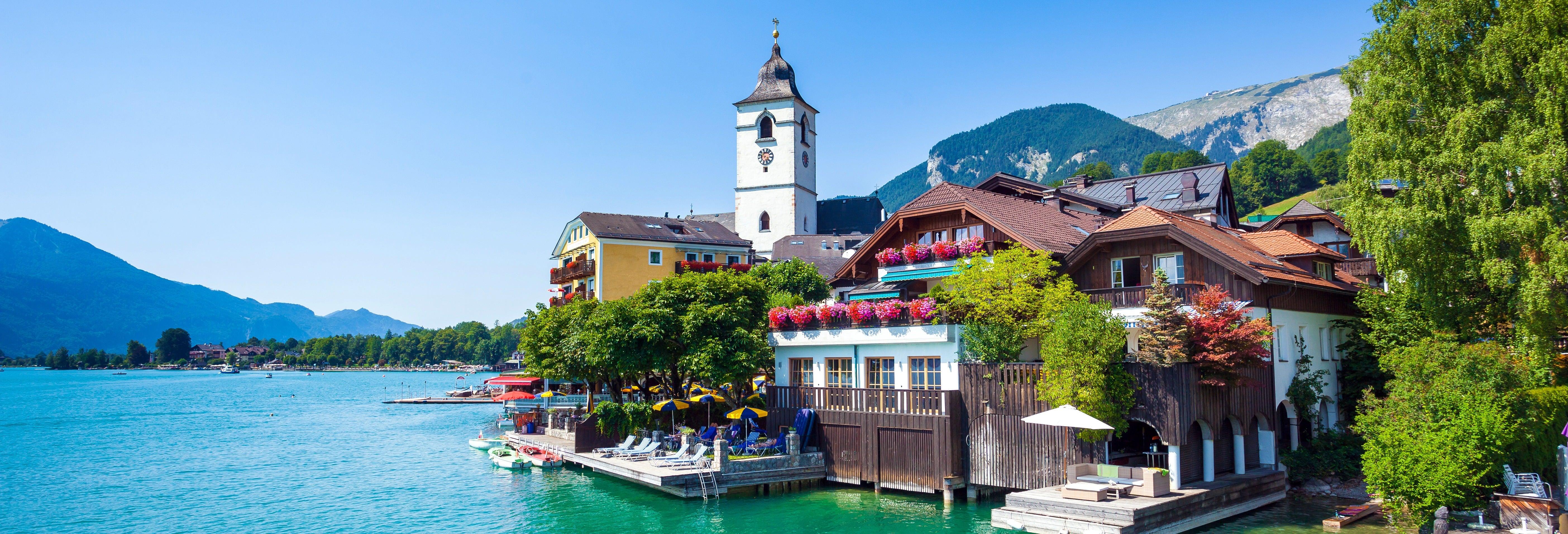 Excursión a los lagos de Salzkammergut