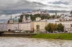 Paseo en barco por Salzburgo