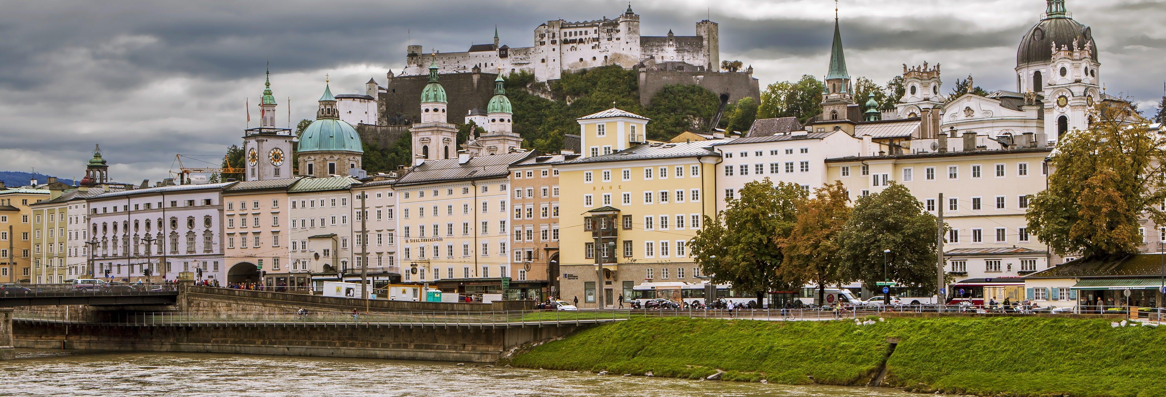 Salzburg Boat Ride