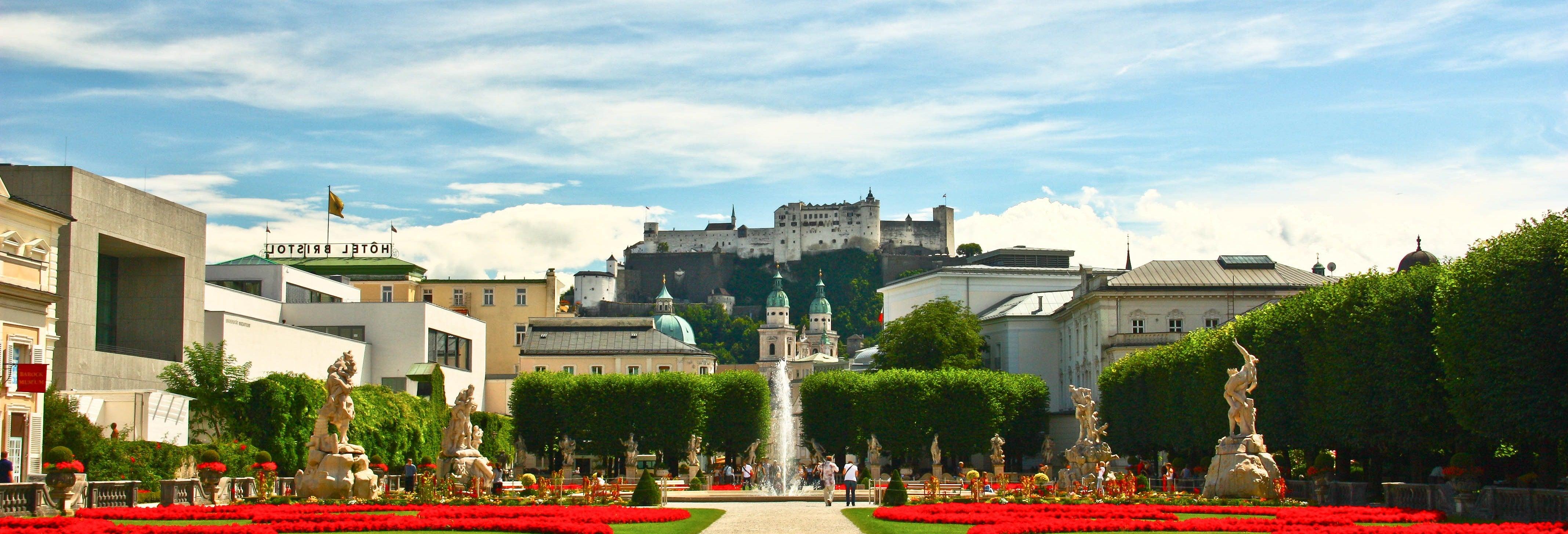 Visite autour de Mozart à Salzbourg