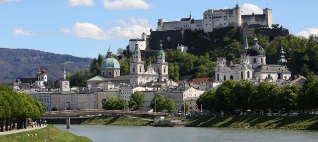 Tour panorámico + Salzburg Card