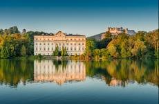 Tour de A Noviça Rebelde por Salzburgo