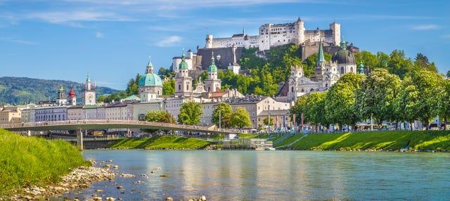 Visita guiada por Salzburgo