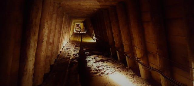 Visita às minas de sal de Salzburgo