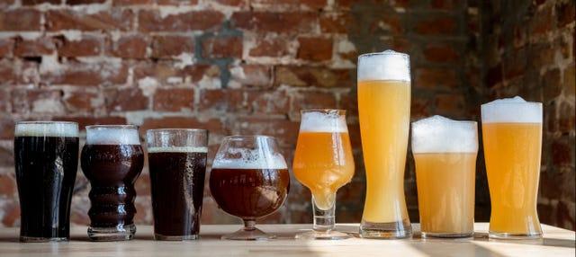 Cata de cerveza austriaca