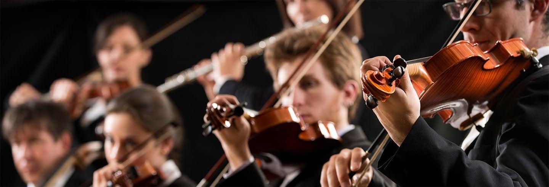 Concert dans le château de Schönbrunn