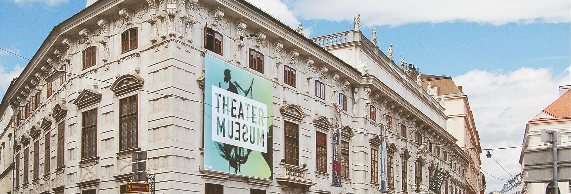 Entrada al Museo austríaco del Teatro