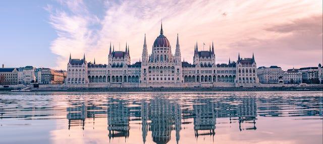 Excursão a Budapeste