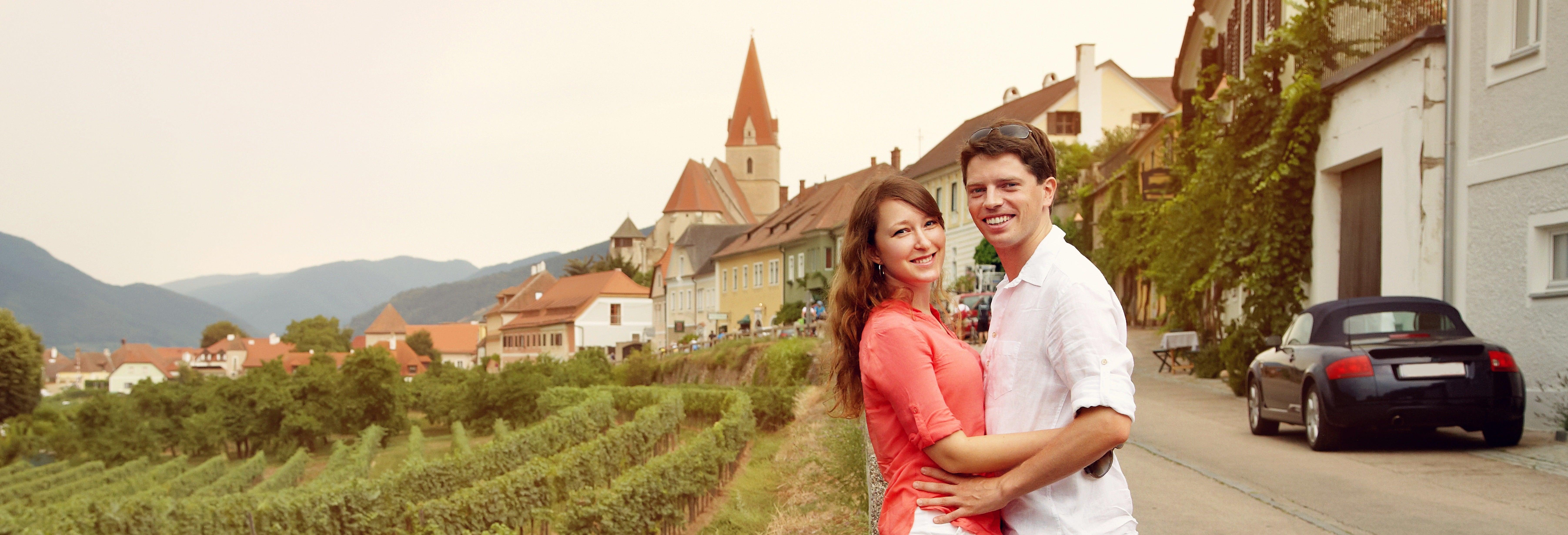 Excursion dans la vallée du Danube et de Wachau