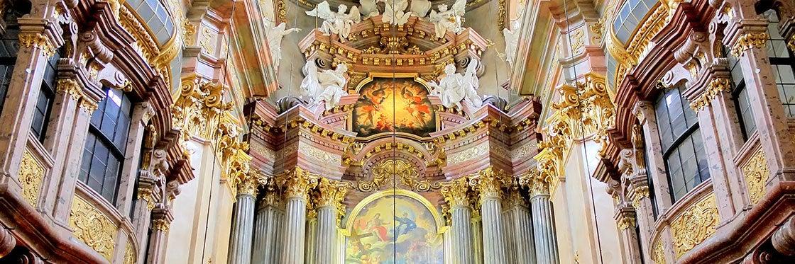 Peterskirche di Vienna