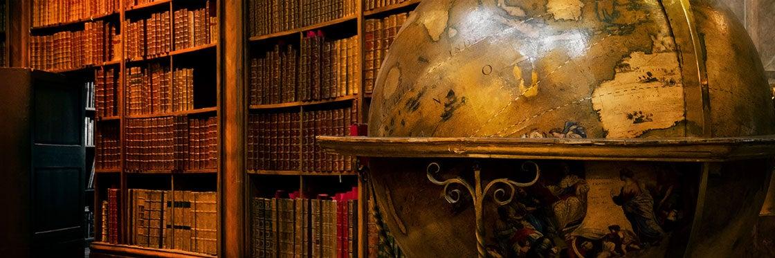 Musée des globes