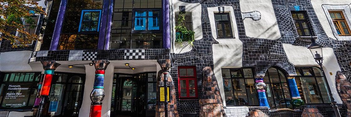 Musée Hundertwasser (Kunst Haus Wien)