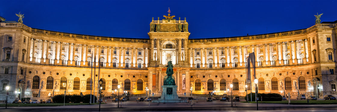 Palais de la Hofburg de Vienne