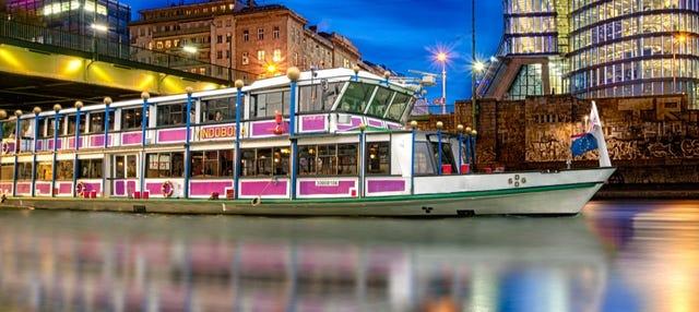 Danube River Dinner Cruise