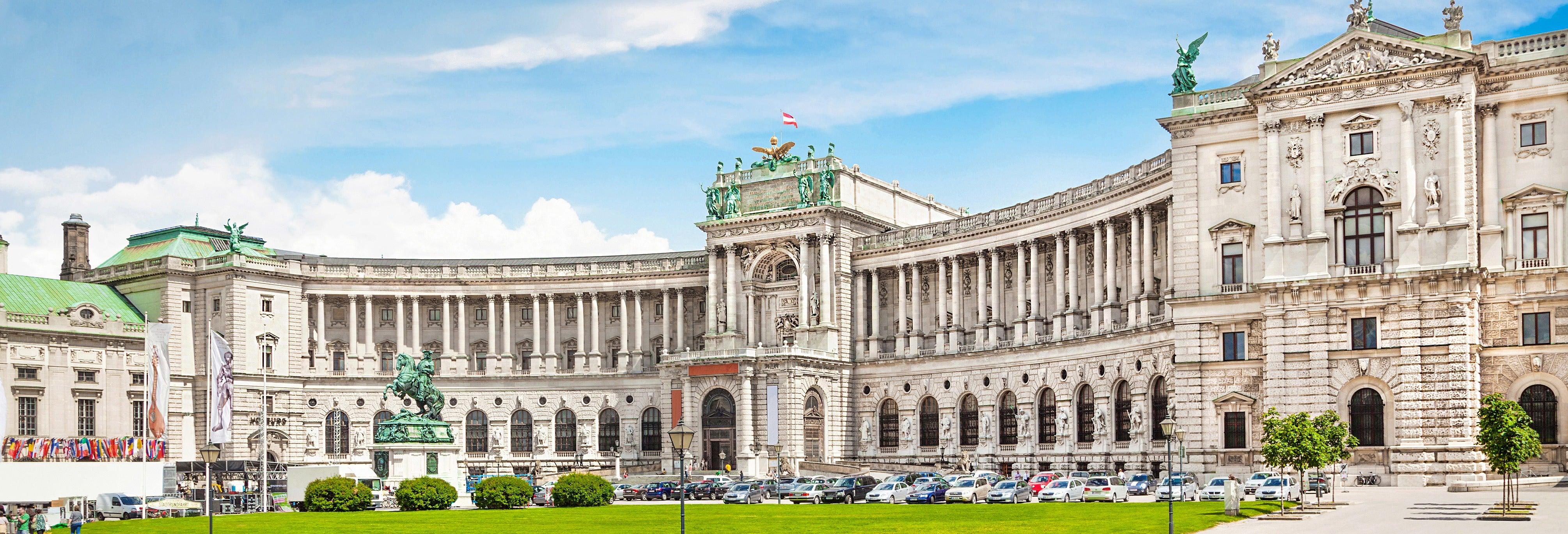 Vienna Walking Tour + Albertina Museum