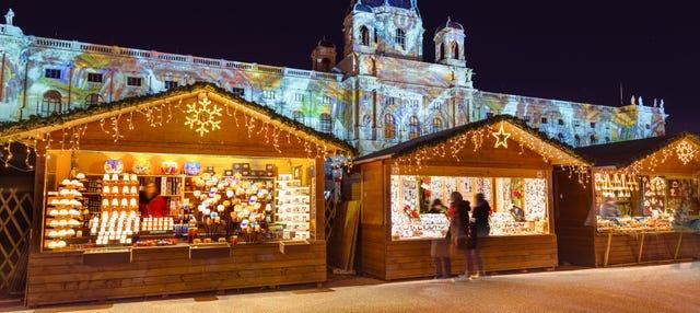 Tour navideño por Viena