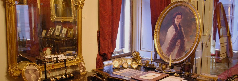 Tour da imperatriz Sissi por Viena