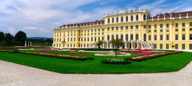 Visite de Vienne et du château de Schönbrunn