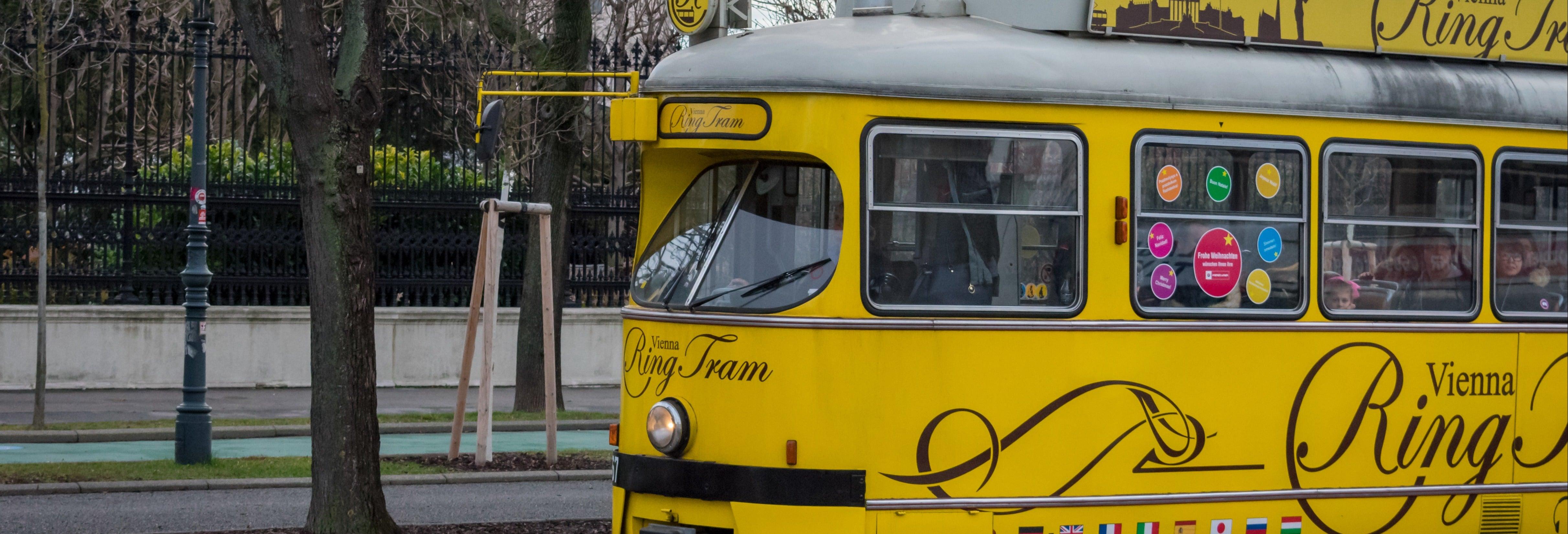 Tramway touristique de Vienne