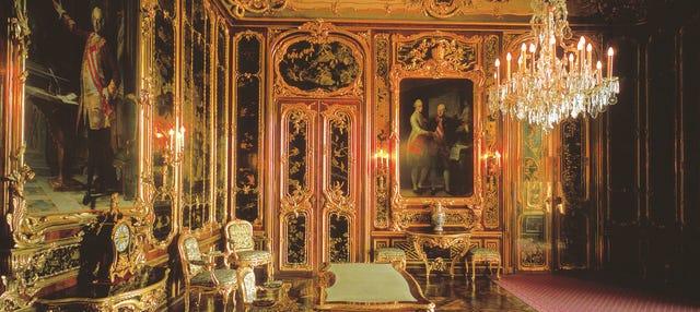 Visita guiada por el Palacio Schönbrunn