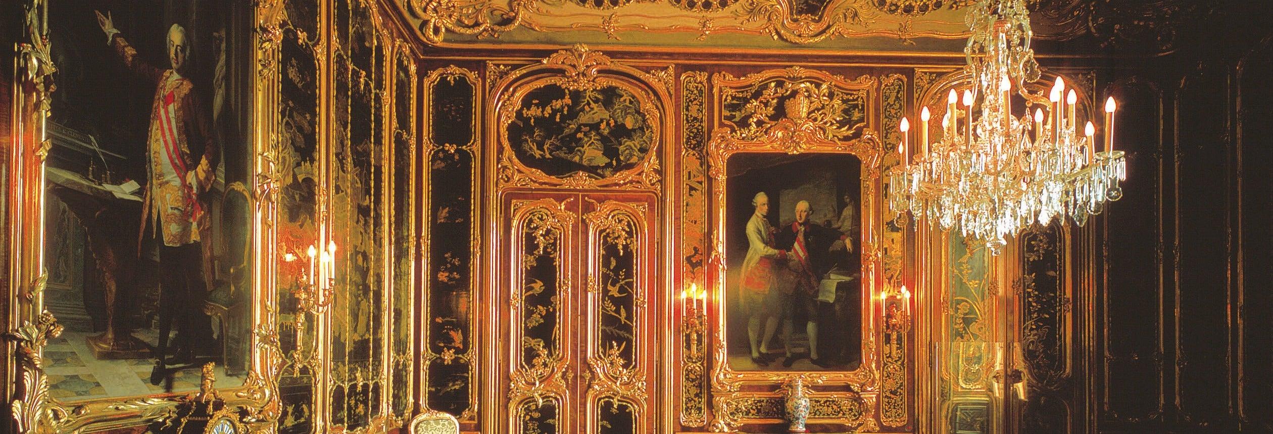 Visita guidata del Palazzo di Schönbrunn