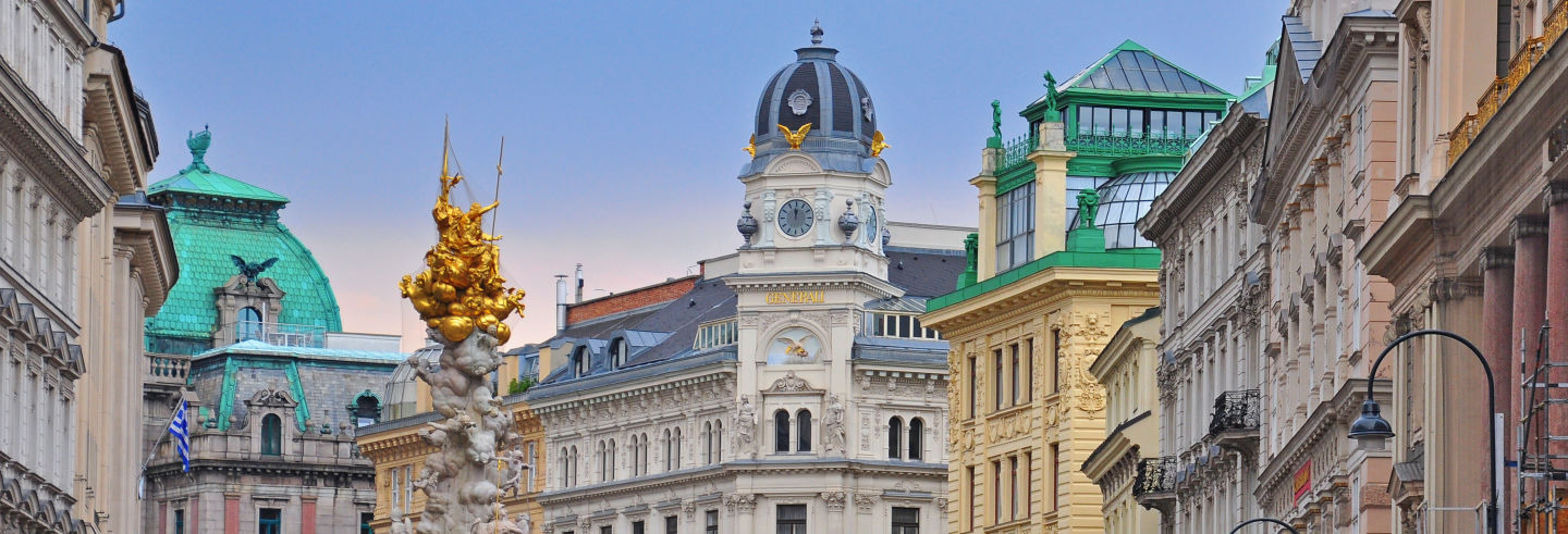Visita guiada por Viena e pela Ópera Estatal