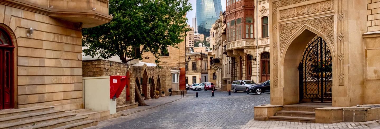 Free tour por Bakú