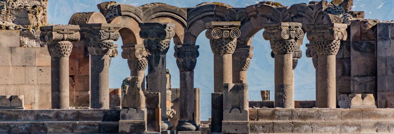 Georgia, Armenia y Azerbaiyán en 12 días