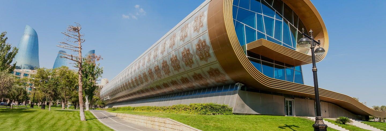 Museu de História do Azerbaijão + Museu do Tapete