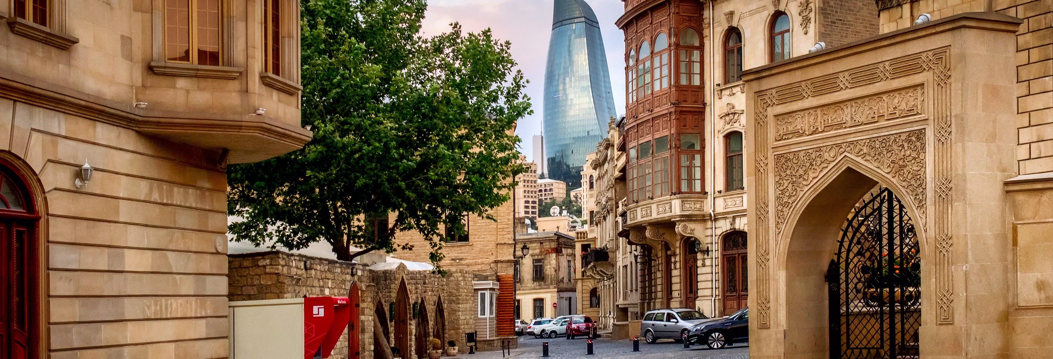 Tour privado por Bakú