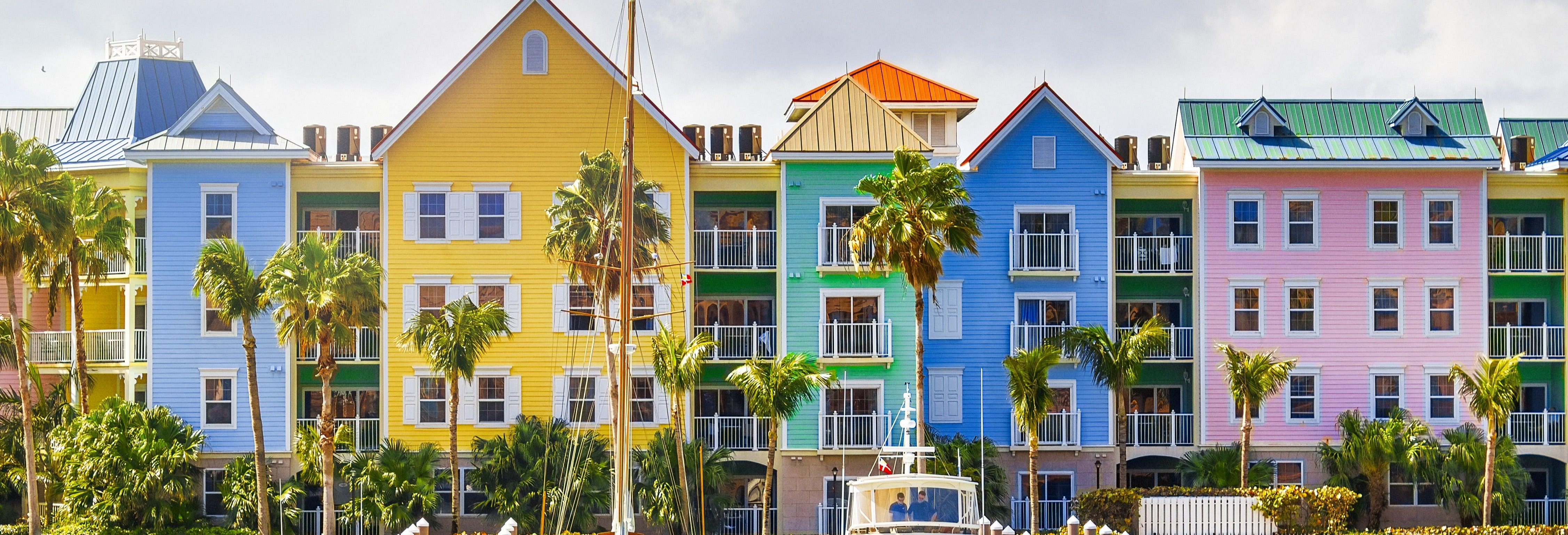 Balade à vélo dans Nassau
