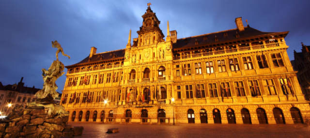 Antwerp Mysteries and Legends Free Tour