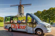 Ônibus turístico de Bruges