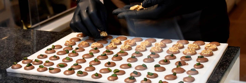 Ingresso do museu Choco Story