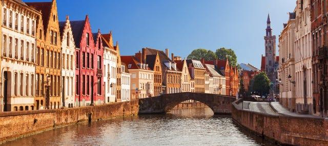 Free tour dans Bruges