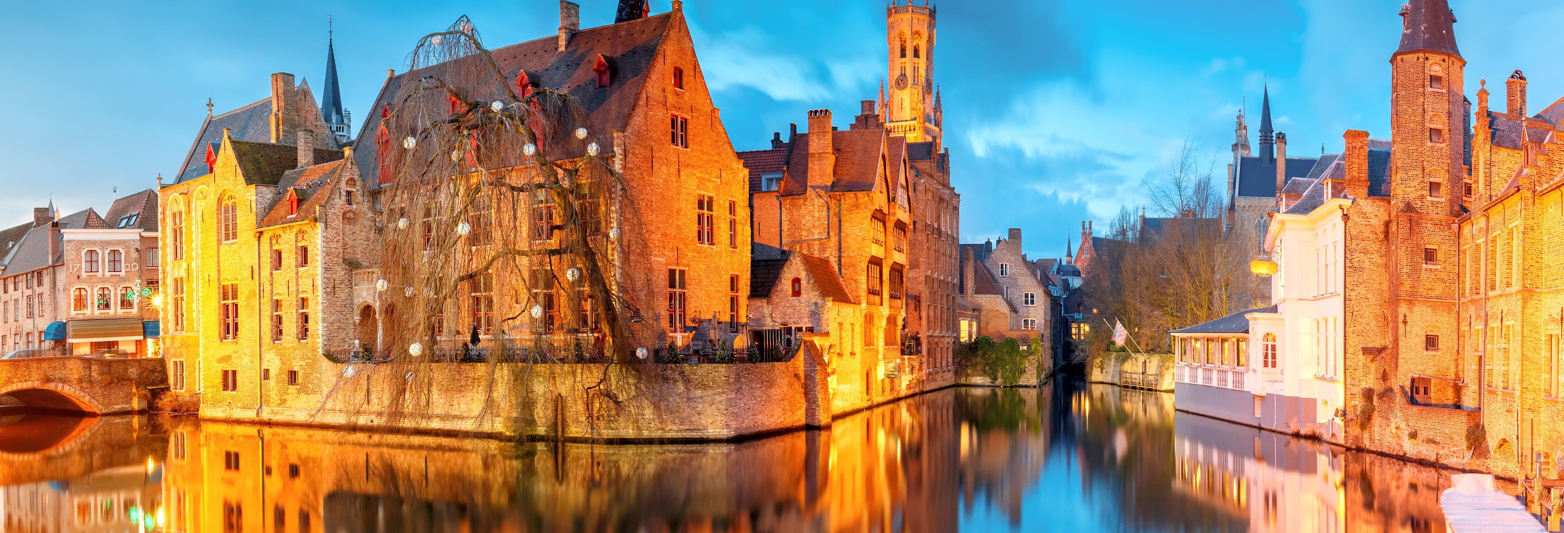 Free tour de mistérios e lendas por Bruges